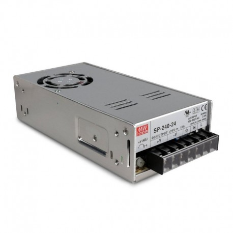 ISP24-10AIK :: Ispravljac 230V 24VDC 10A SP-240-24 Mean Well
