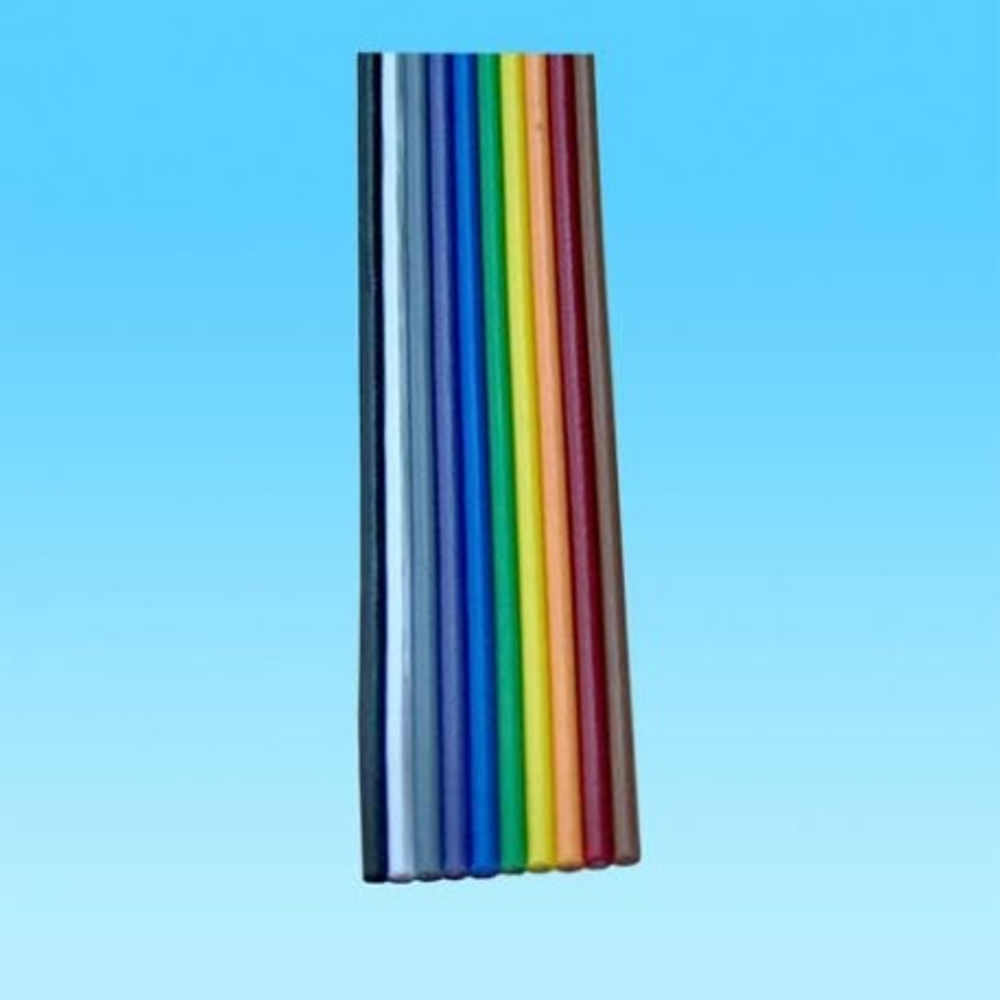 PROF09X01 :: Flet provod. 9X0,1mm vise boja