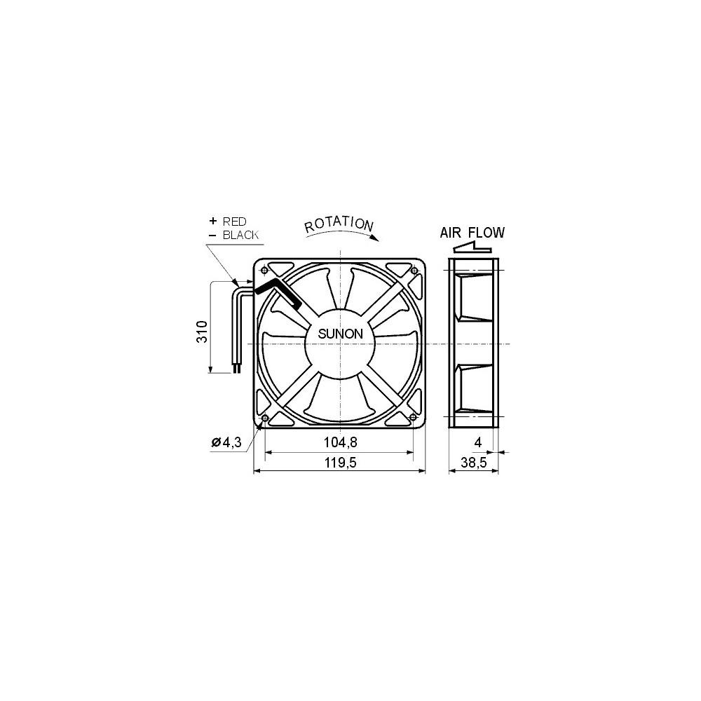 ISPL-PT6225 :: Ispravljac labor.0-30V, 0-5ADC Peak Tech