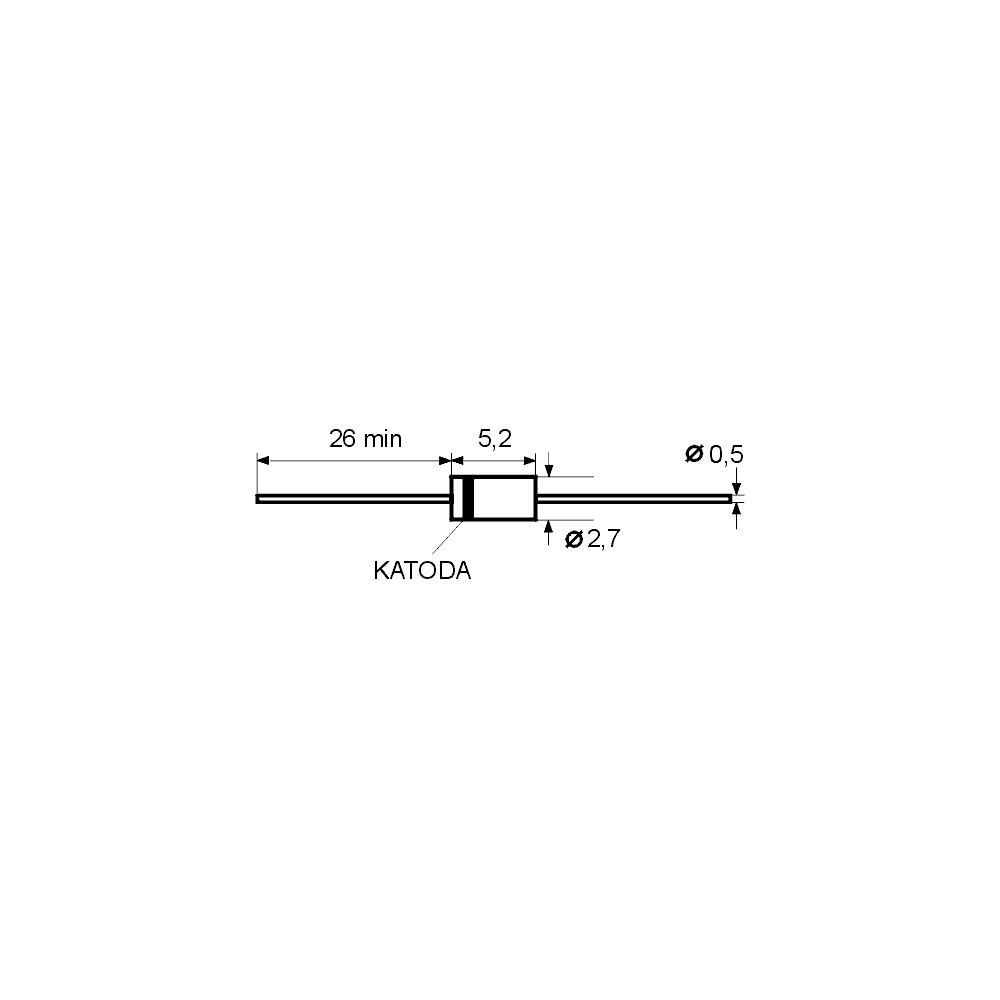HLADIM20 -- Hladnjak diode M20,97X70x80mm
