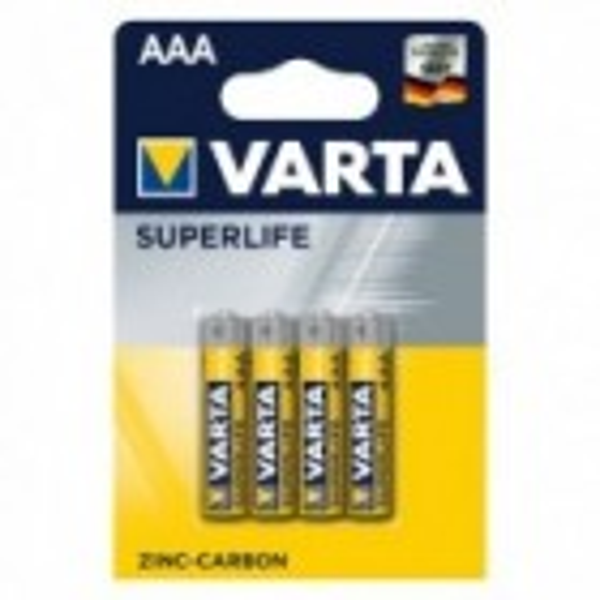 Baterija Varta Superlife R03 1,5V