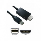KABDISMI HDMI :: Kabl Displayport M mini HDMI M 1.8m