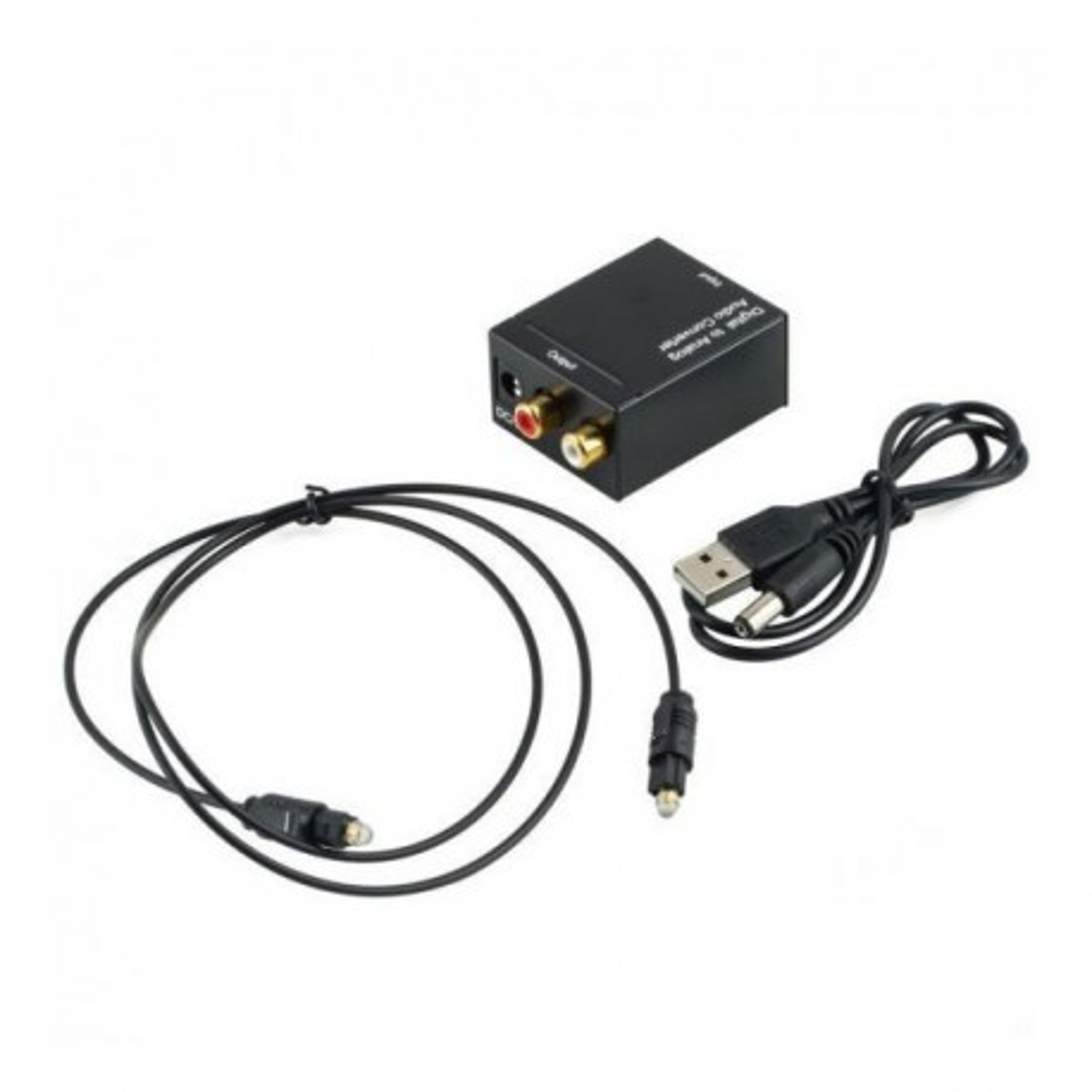 UTA DAC :: Konvertor digitalni na analogni audio, USB