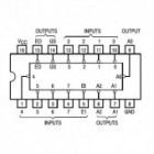 IC 8-line to 3-line priority encoder
