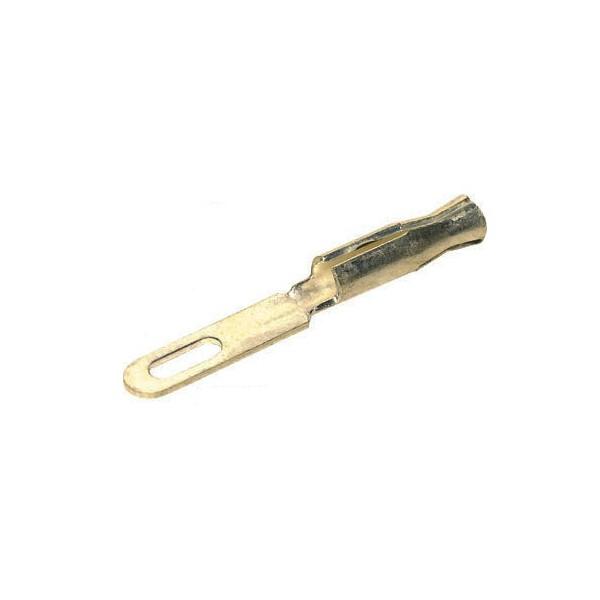 IC quad 2-in data selector/multiplex non inverting