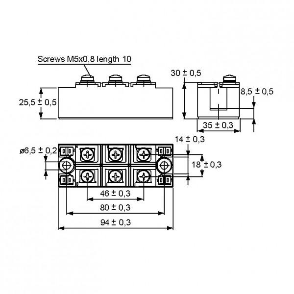 IC NF-E 9V 2A 0.65W SIP9
