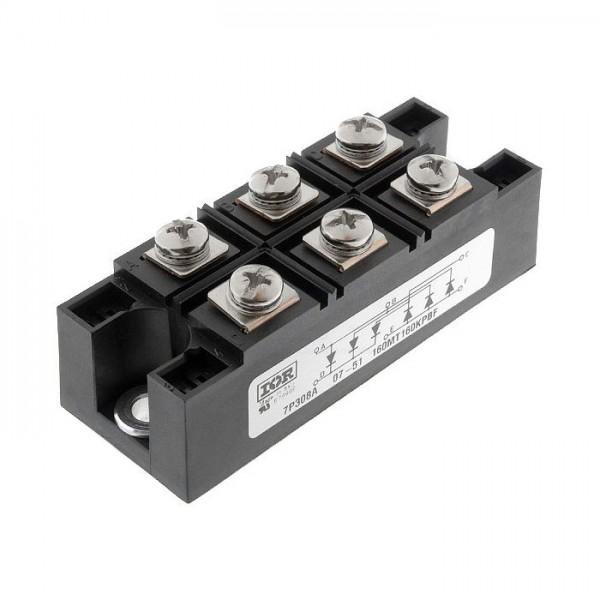 IC 2xNF-E 3.8...18V 4A 2x1W DIP16