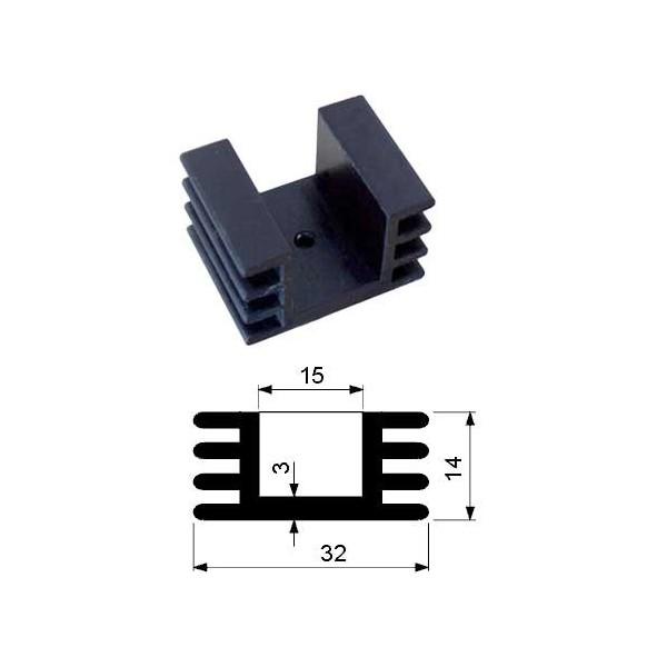 IC 5xNPN Trans.-Array 20V 0.1A 450MHz DIP16