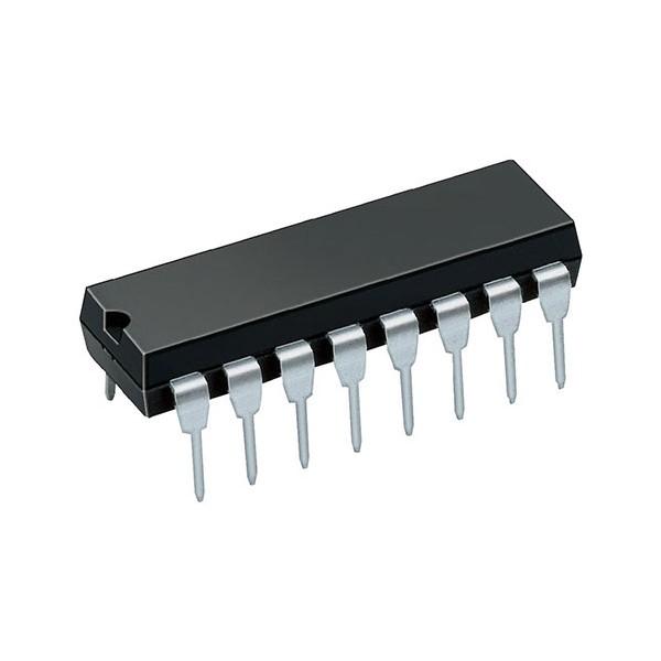 IC RS232C 4X Receiver DIP14/SN75189/
