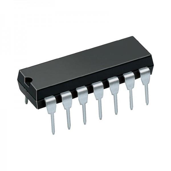 IC Dual Timer 4.5..16V DIP14
