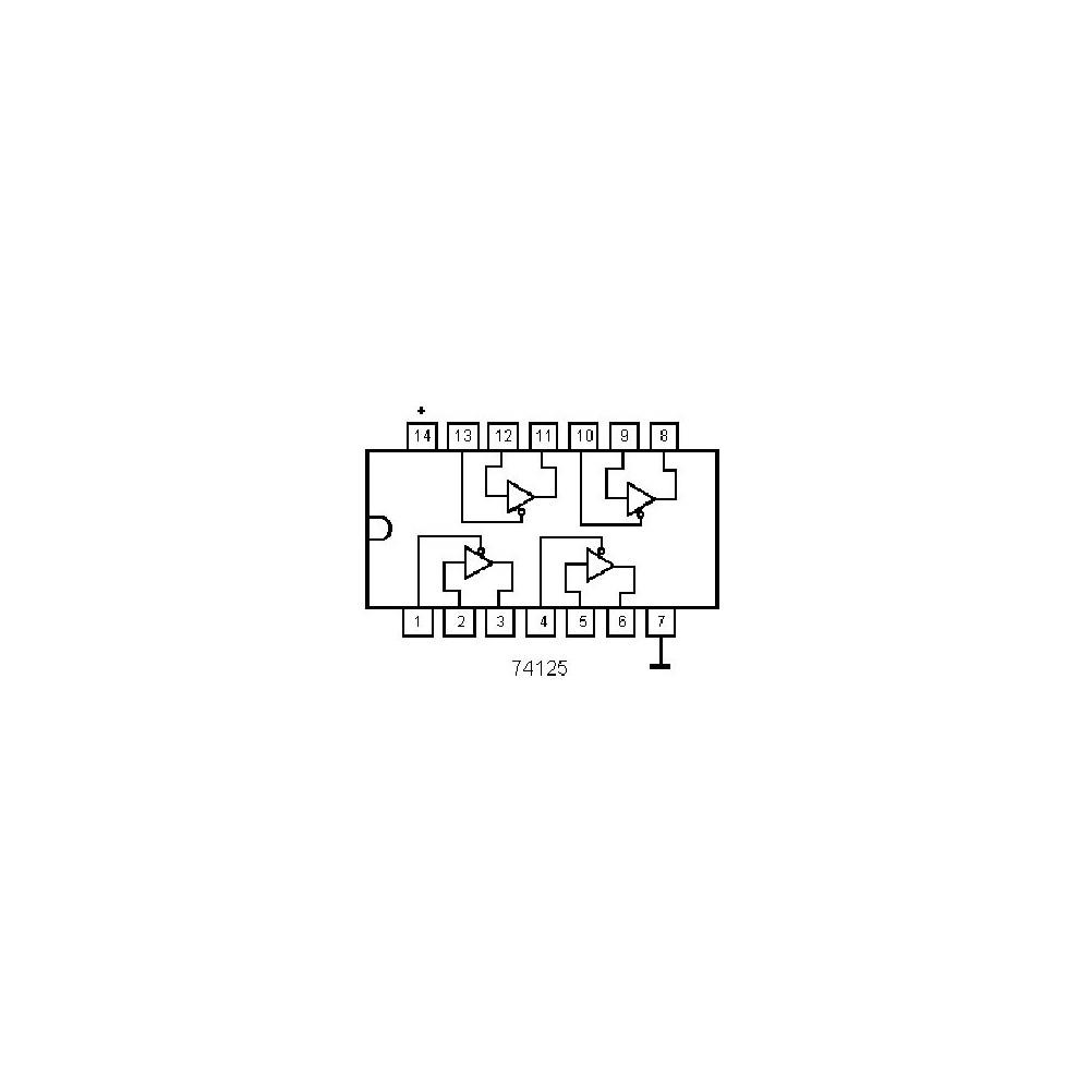 ICTDA2540 -- IC TV Vid.-ZF AGC(NPN-Tuner)DIP16