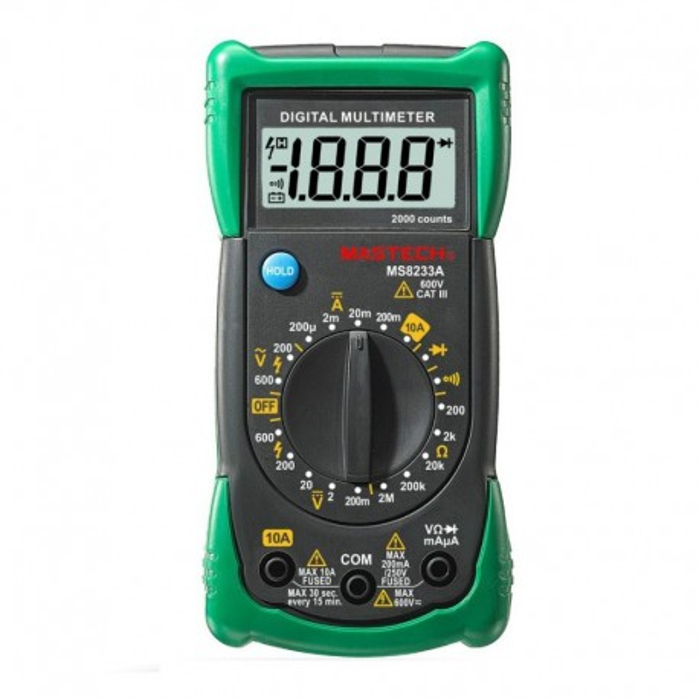 INSDMS8233A -- Digit.multimetar MS8233A