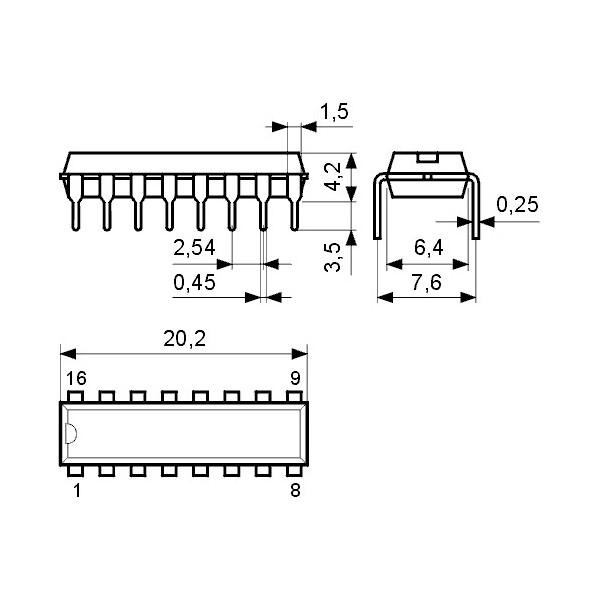 Ind.senzor 30 NPN NO 10-30VDC