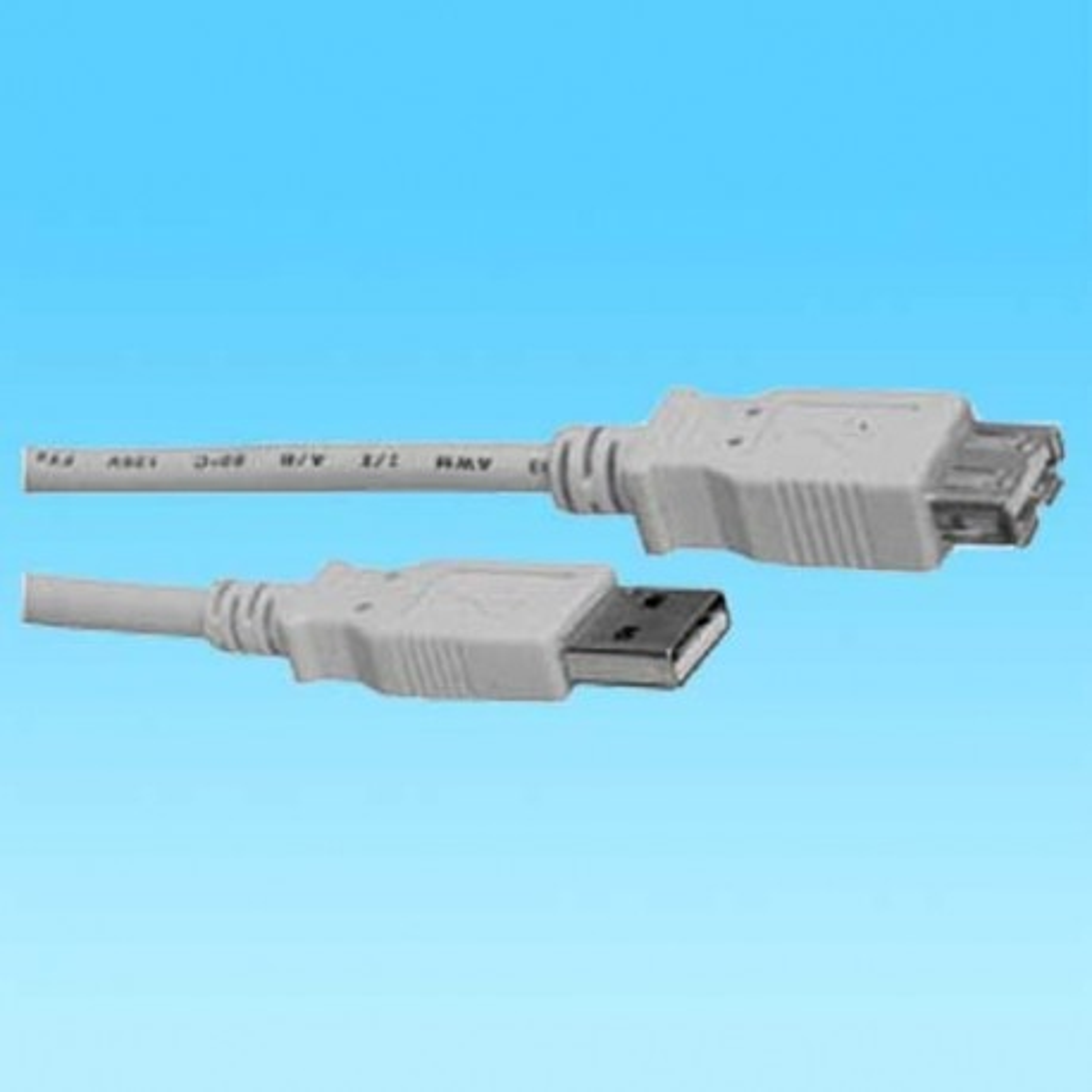 KABUSBZ-AA -- Kabel USB A mus./A zen. 1.8m