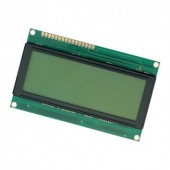 ODISDEM20485SYH-LY -- LCD modul 20x4 LED -Backl 98x60x14.5