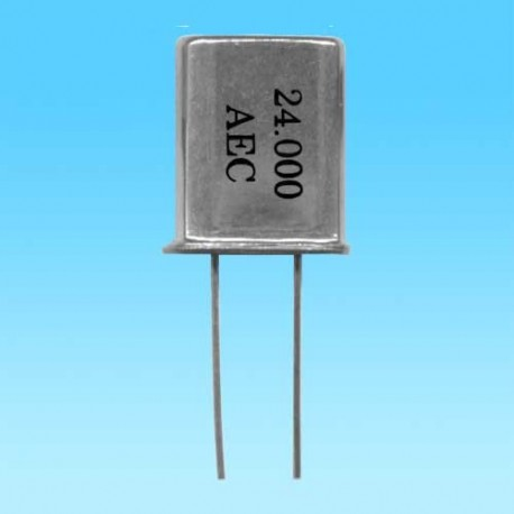 QU12.288 -- Kristal HC-49/U 12,288MHz