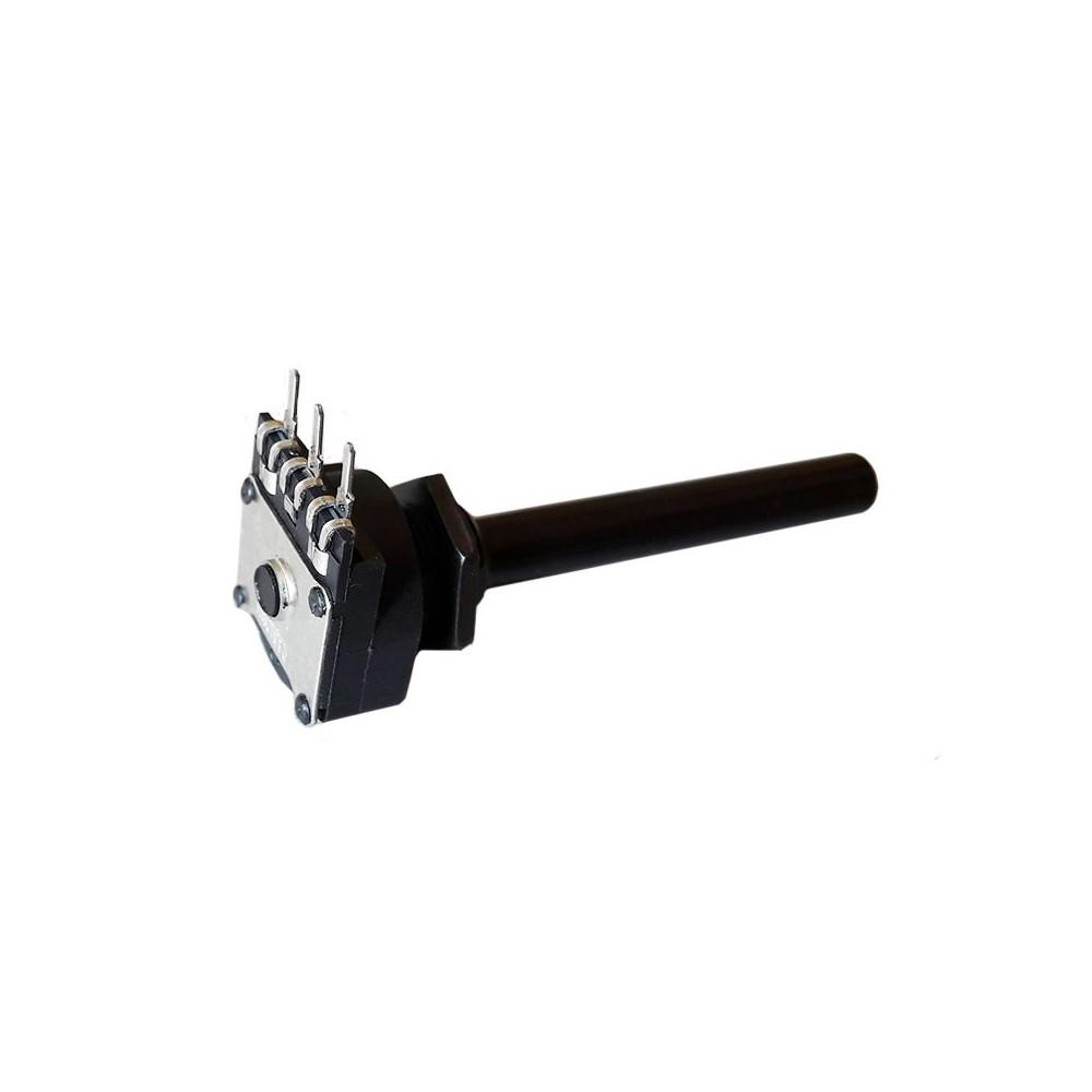 UTBAU63MM -- Uticnica 6,3 mono metal.sasij.