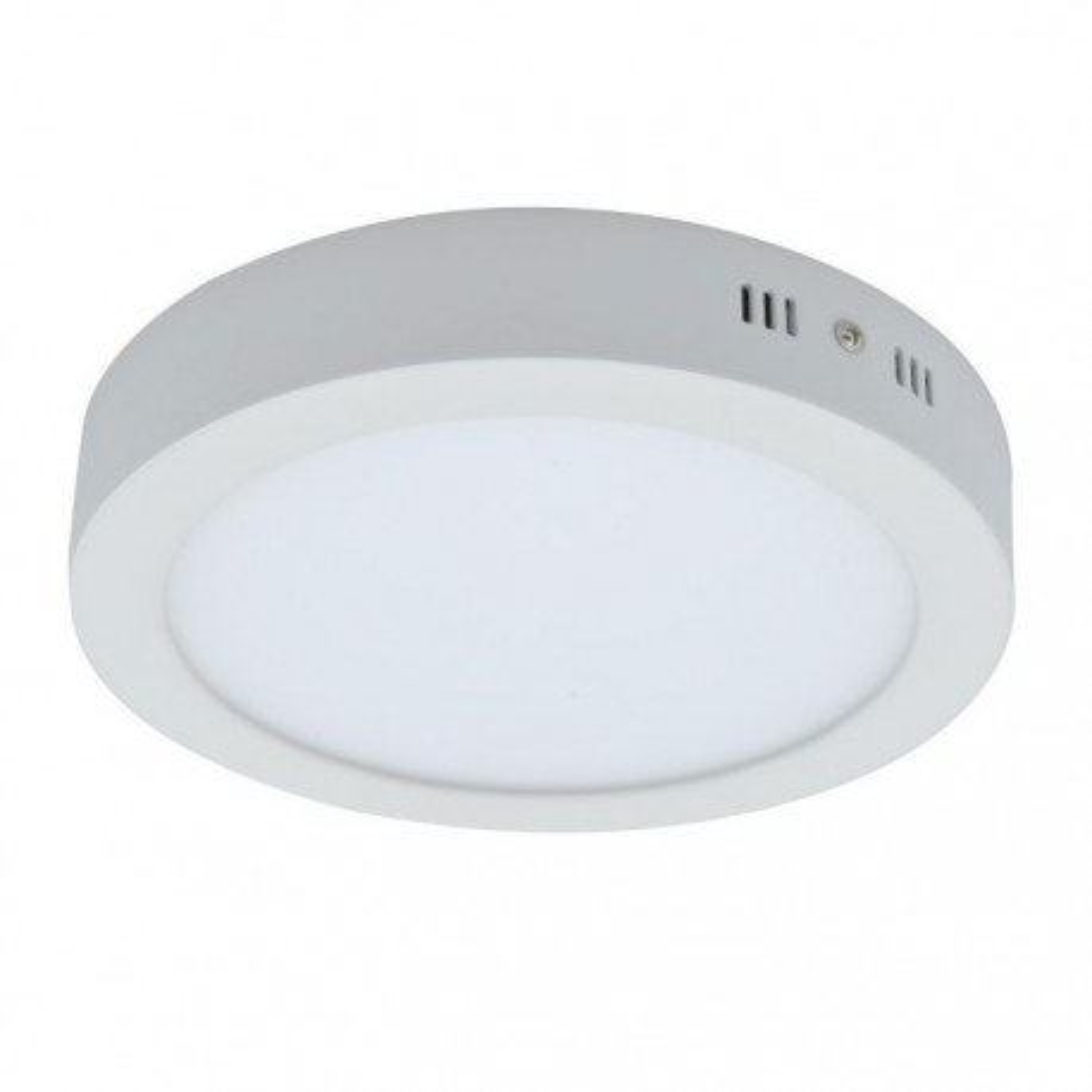 LNPO18/6 :: LED panel nadgradni okrogli 18W 6400K