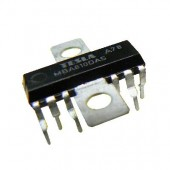ICMBA810AS :: IC NF-E,20V 2.5A, 6W =TBA810AS
