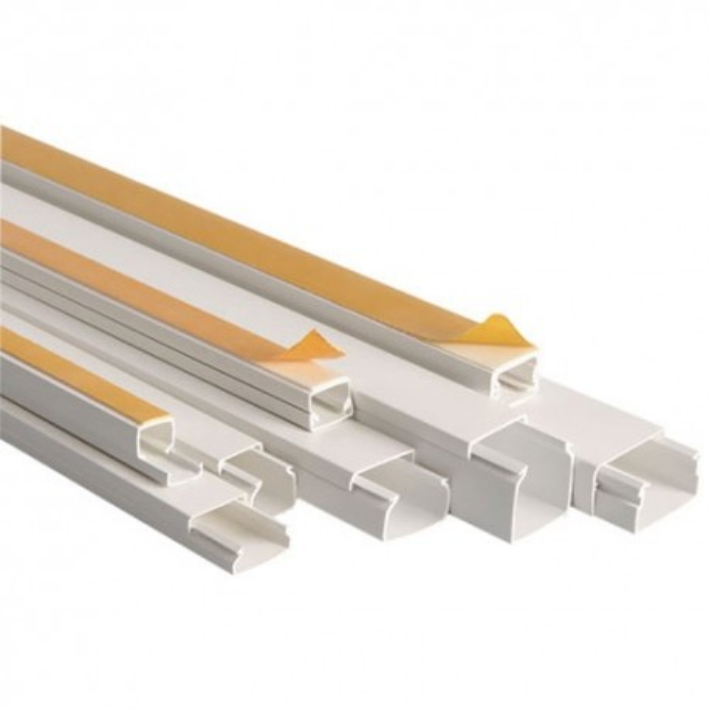 KKPVC1616-S :: Kanalna kutija PVC 16x16 samolepljiva 2m