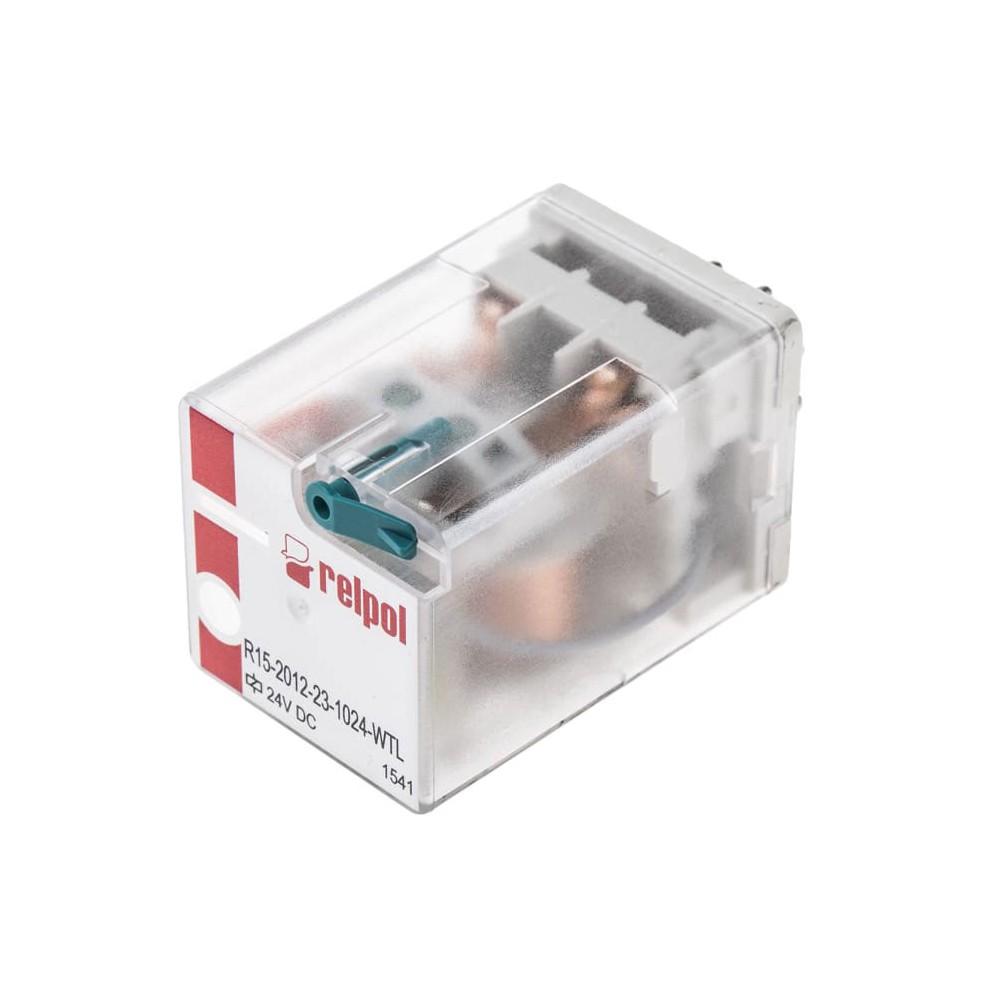 ALPI107 :: Pinceta prava, reljefna 105mm spic.