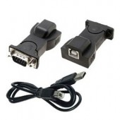 KABUSB-RS232 :: Adapter USB-RS232
