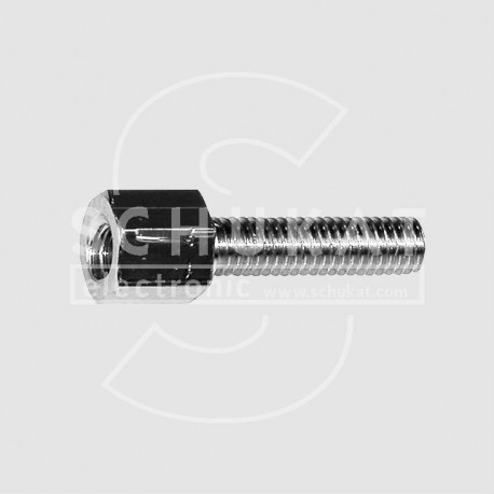 EMOMC A4005 -- Adapter CuZn UNC M3 5/8mm