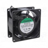 VE80X38 230 :: Ventilator 230VAC 80X38mm