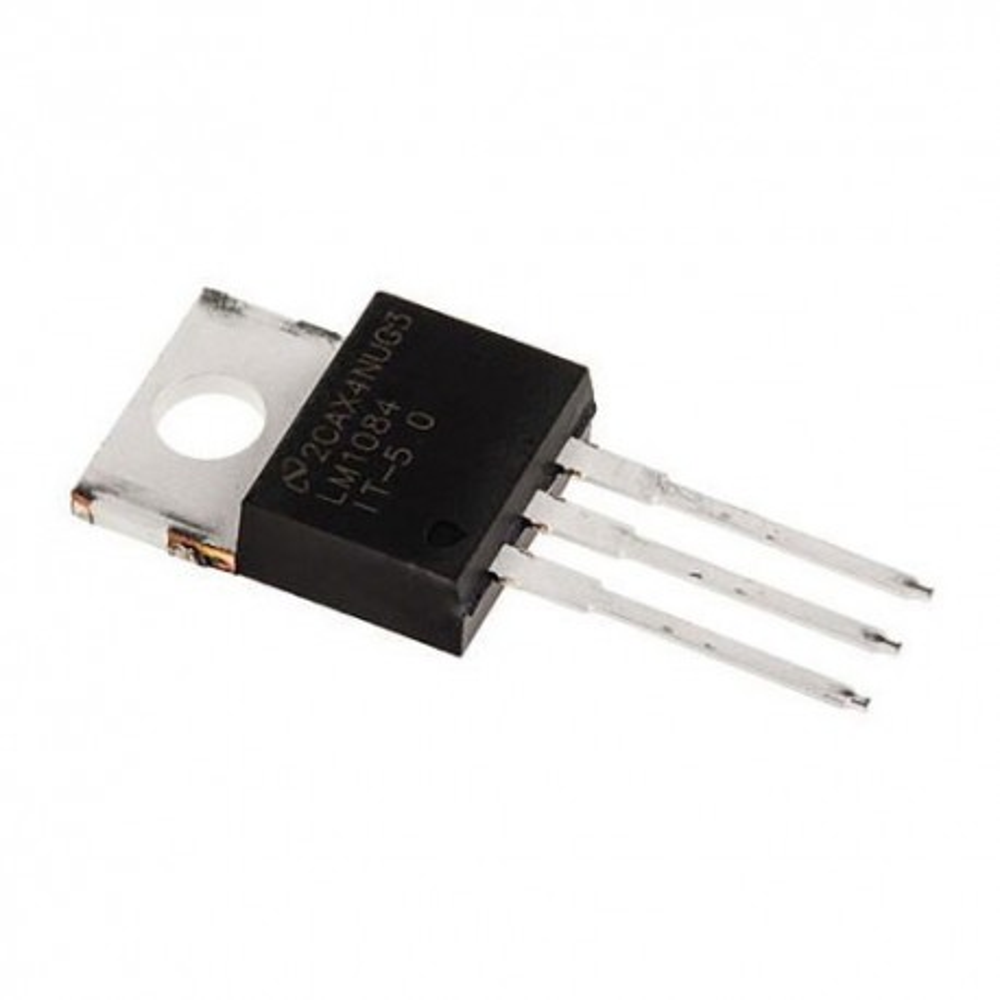 ICLM1084IT-5 :: IC LD U-Reg. +5V 5A TO220